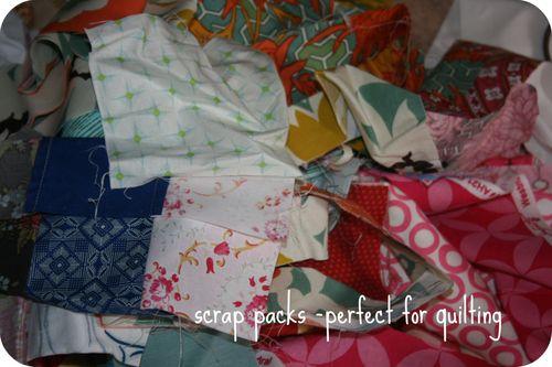 Scrap pack