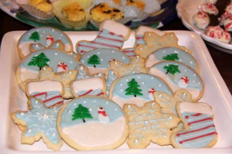 Cookie exchange party 056